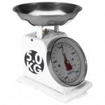 Gusta Küchenwaage 5 kg Weiss 01162010