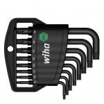 Wiha Achtteiliges Stiftschlüssel Set im Classic Halter TORX® SB 363 H8
