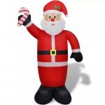 Weihnachtsmann aufblasbar 240 cm
