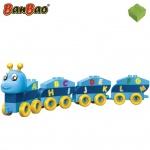 BanBao Raupe Buchstaben 9105