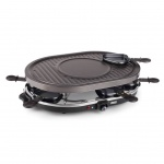 Princess Raclette-Grill 8 Personen Oval 1200 W 162700