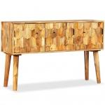 vidaXL Sideboard Mangoholz Massiv 118 x 35 x 75 cm