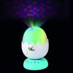 Bo Jungle B-Egg Sternenhimmel-Projektor mit Musik Türkis B800510