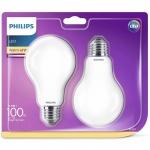 Philips LED Lampen 2 Stk. Classic 11, 5 W 1521 Lumen 929001802771