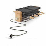 Princess Raclette-Grill Pure 8 Schwarz 1200 W 162910