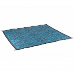 Bo-Leisure Outdoor-Teppich Chill mat Lounge 2, 7 x 3, 5 m Blau