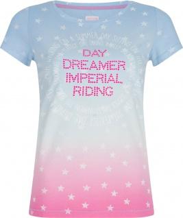Imperial Riding Damen T-Shirt Silverstar allover Stern-Print Studs