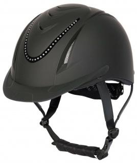 Harry's Horse Sicherheits-Reithelm Chinook Crystal CE VG1 01 040 2014-12 Coolmax