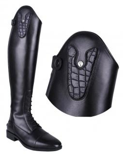 QHP Stiefel-Top. wechselbares Oberteil Sasha Croco für Stiefel Adult Sasha