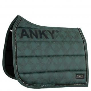 ANKY® Schabracke Check Pearl Dressur XB20001 Antirutsch-Aufdruck limit. Edition
