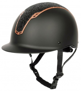 Harry's Horse Sicherheits-Reithelm Reitkappe Centaur schwarz CE VG1 01.040