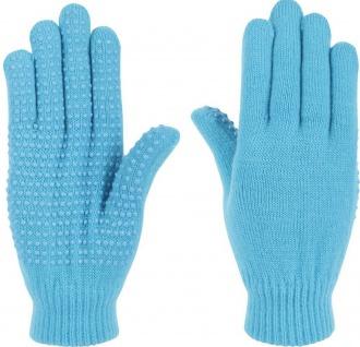 Harry's Horse Reithandschuhe preiswerte Handschuhe Magic Gloves mit Noppen 5 Fb.