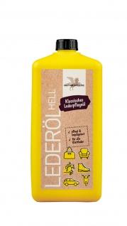 9.40 EUR/l B&E Lederöl flüssig 2500 ml nährt. pflegt. imprägniert hell+schwarz