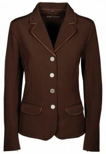 Harry's Horse Damen Softshell Turnierjacket St.Tropez TT braun NEU viele Größen