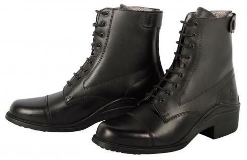 Harry's Horse Reitstiefeletten Stiefeletten Smart Leder Reißverschluss schwarz
