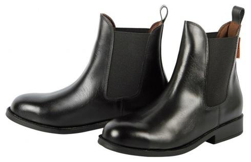 Harry's Horse Jodhpur Reitstiefeletten Leder Safety Steel toe Stiefeletten
