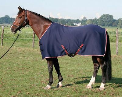Harry's Horse Jersey Cooler Decke Fleecedecke Kreuzgurte Schwefriemen 2 Farben