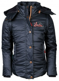 Harry's Horse 2-in-1 Jacke LouLou Parow abnehmbare Kapuze wasserabw. Gr. 152