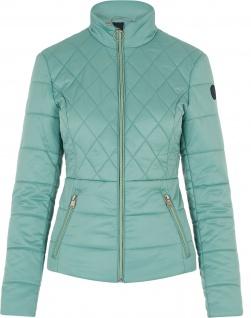 HV Polo Damen-Jacke Abbie gesteppt RV bedrucktes Futter 3 Farben Gr. S - XXXL