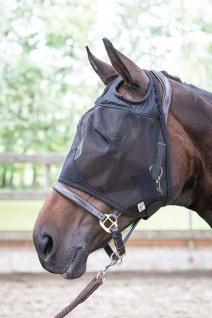 Harry's Horse Fliegenmaske Fliegennetz Gesichtsmaske Flyshield ohne Ohren