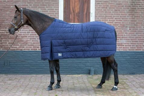 Harry's Horse Unterdecke Stalldecke 200g Füllung Fleecefutter navy div Größen