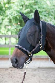 Harry's Horse elastische Fliegenschutzmaske SkinFit Gesichtsmaske mit Ohren