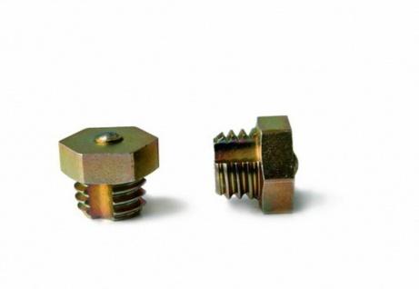 Hepp Stollen Type 01 Verschlussstollen mit Vidiastift Höhe ca. 5 mm 8 Stollen