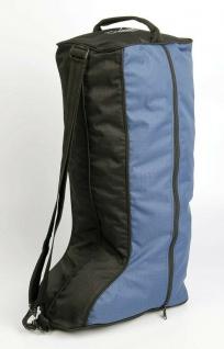 Harry's Horse Stiefeltasche Turniertasche langer RV. Tragegriff und Schultergurt