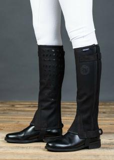 Harry's Horse Chaps Minichaps Amara Grip elastisch Reißverschluss div. Größen