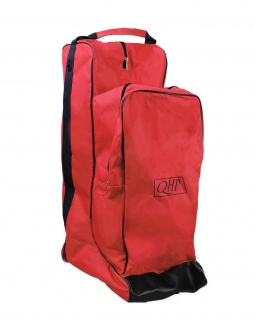 QHP Combi Reitstiefel-/Helmtasche Turniertasche 600 D viele Farben