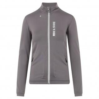 Imperial Riding Sport Jacke Lite 2 RV-Taschen Kontrast Print vorne 2 Fb. S + XL