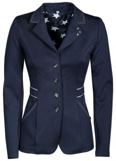 Harry's Horse Damen Turnierjacket Superstar Softshell Kragen kl. silberne Sterne