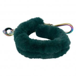 Imperial Riding Traileranbinder IRH Shiny Snake Up 40 cm Panikhaken 2 Farben