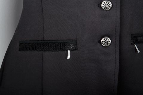 Harry's Horse Damen Turnierjacket Jewels Softshell Strass- + Pailettenbesatz - Vorschau 5