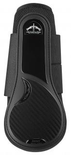 Veredus Streichkappen TRC Vento Rear High schwarz + braun doppelte Belüftung