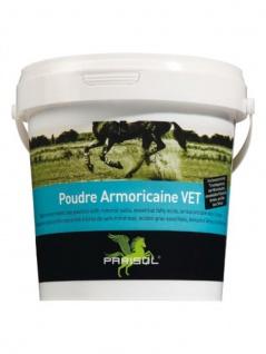 20.68 EUR/kg Parisol Tonerde-Paste Poudre Armoricaine VET 1.4 kg Eimer Kühlung