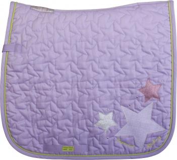 Imperial Riding Dressur Schabracke Star Baumwolle Glitter Stars + Nieten