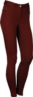 Harry's Horse Mädchen Reithose Redwood Full Grip 4 Taschen Gürtelschnallen