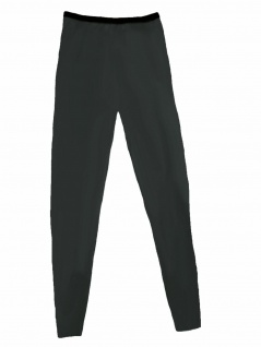CeraTex Funktions-Leggings unisex schwarz