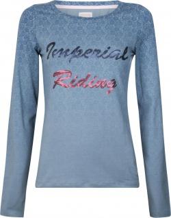 Imperial Riding Damen langarm T-Shirt Once Upon A Time farbige Pailletten-Grafik