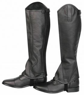 Harry's Horse Luxus Stiefelschaft Minichaps Bellisa Normal Leder Reißverschluss