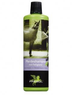 13.90 EUR/l Parisol Pferde-Shampoo mit Fellglanz Cassis Flasche 500 ml