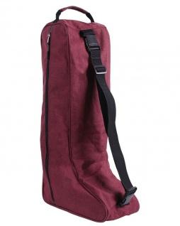 QHP Luxus Reitstiefel-Tasche Stiefeltasche 2 Farben 32 x 17 x 62 cm