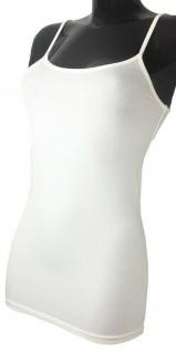CeraTex Funktions-Unterhemd. Trägertop / Sommertop weiß
