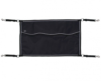 """QHP Boxensperre 60 x 95 cm """" Freiluft-Boxentür"""" mit 4 verstellbaren Gurten"""