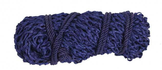 QHP Heunetz Heuballen 107 x 119 cm aus Nylon mit 5 x 5 cm Maschenweite 3 Farben