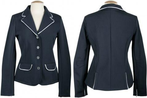 Harry's Horse Damen Turnierjacket St.Tropez II Softshell navy/weiß div. Größen