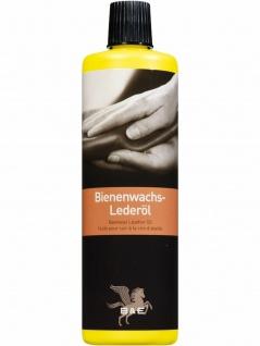 17.90 EUR/l B&E Bienenwachs Lederpflegeöl Flasche 500 ml Lederöl Pflege Leder