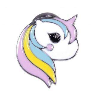 QHP Anstecknadel Brosche verschiedene Designs und Farben cooles Geschenk