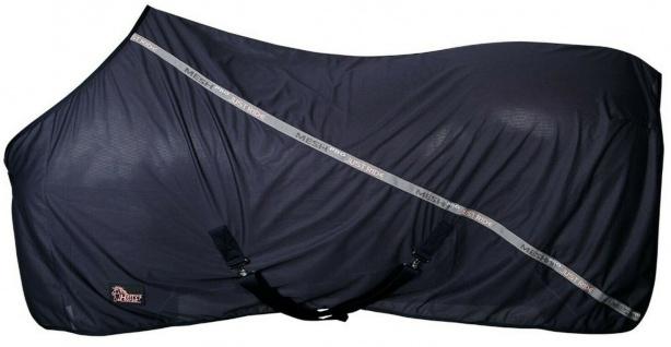 Harry's Horse Mesh-Pro Decke Just Ride Pink Fliegen- oder Kühldecke 115 - 165 cm